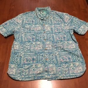 bee8047b5 chubbies Shirts | The Nutter Shirt Xl Dinosaur Print | Poshmark